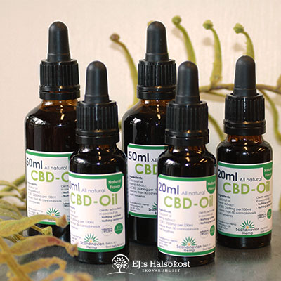 CBD olja